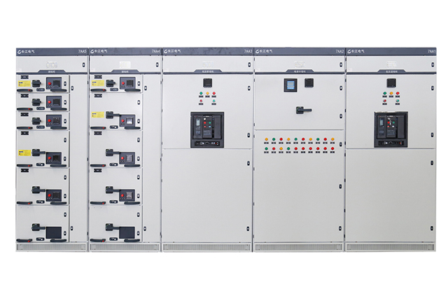 MNS AC withdrawable low voltage switch cabinet