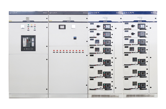 GCD type combined low voltage switch cabinet