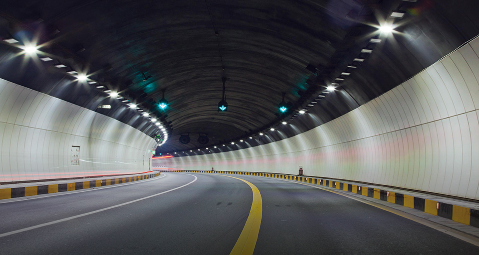 Donghu tunnel